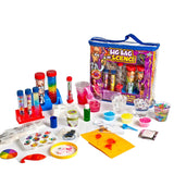 Be Amazing!  Lab in a Bag: BIG BAG OF SCIENCE Activity Kit