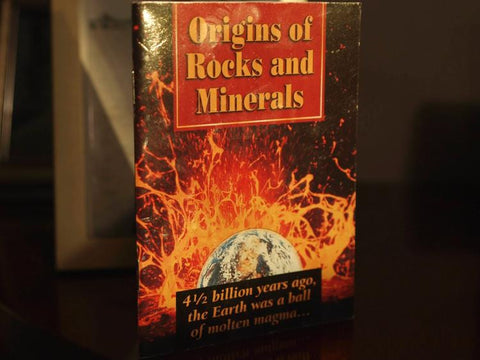 Earth Exploration Book: Origins of Rocks & Minerals Squire Boone Village