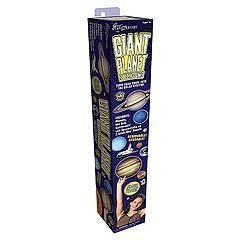 Giant Glow in the Dark Planet Stick-Ons Solar System