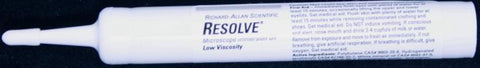 Resolve Microscope Immersion Oil Low Viscosity 1/2 ounce