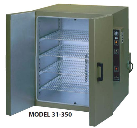 10.6 Cubic Ft Analog Control Thermal Fiber Insulated Bench Oven by Quincy Lab - Online Science Mall