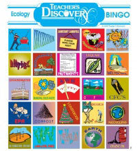 Ecology BINGO by Teacher's Discovery