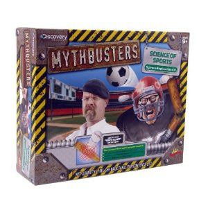Mythbusters Science of Sports Scientific Explorer Kit