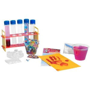 Be Amazing! Test Tube Discoveries Science Activity Kit Lab Bag