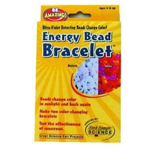 Energy Beads Ultra-Violet Detecting Beads