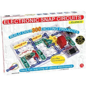 Snap Circuits 300 Electronic Circuit Education Toy