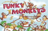 Funky Monkeys Kids Board Game