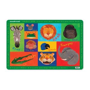 Jungle Jive Placemat by Crocodile Creek
