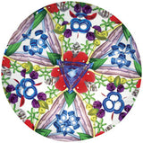 9 inch Classic Kaleidoscope Viewing Toy CHROMA VISION-HOLOGRAPHIC - Choice of Red, Blue or Silver