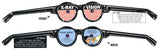 10 Of The Original X-Ray Spex Retro Toy Specs - Online Science Mall