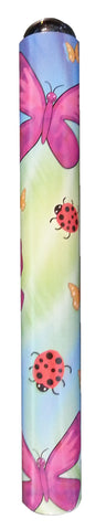 Marble Kaleidoscope with Butterfly Design - Style & Colors Vary