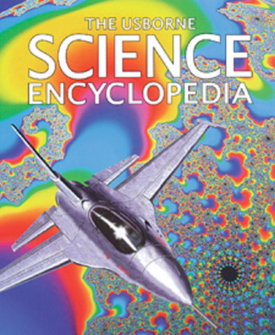 Usborne Science Encyclopedia Book