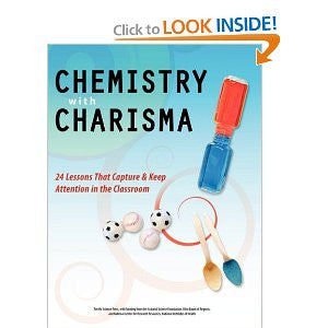Chemistry With Charisma Volume 1 Science Activity Book