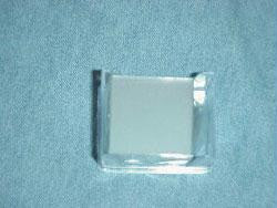 24x24 mm Glass Microscope Slide Cover Slips Pk80 #2