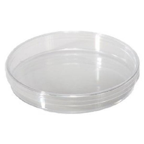 Plastic Petri Dishes, 60mm x 15mm sterile vented, Pack of 80 (4 sleeves of 20 each)