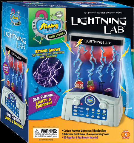 Lightning Lab  Activity Kit by Slinky Science