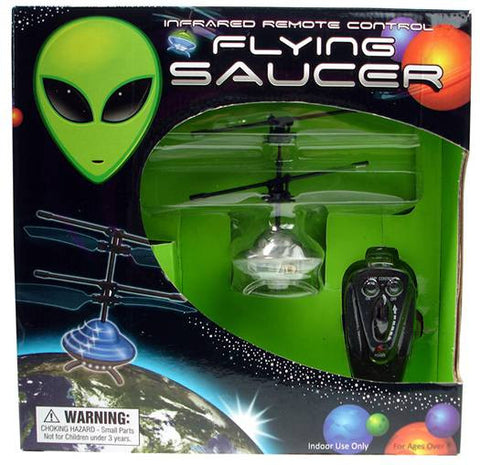 Infrared Remote Control Flying Saucer UFO
