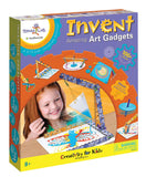 Spark Lab Smithsonian Invent Amazing Art Gadgets Kit