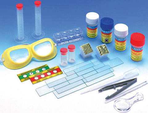 Slide Making Kit: Optical Science Tech: Ages 10 & UP