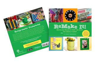 Remake It- Recycling Projects Book-Green Science