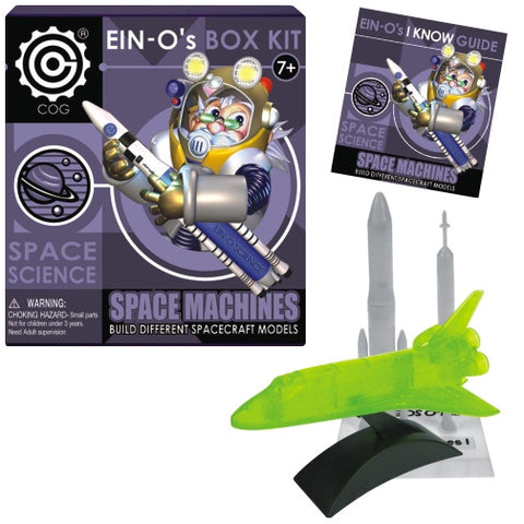 Ein-O Box Kit Space Science Space Machines