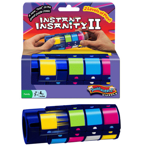 Instant Insanity II-Touch Twister Puzzle