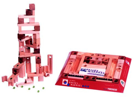 Blocks & Marbles; Super Set by Tedco