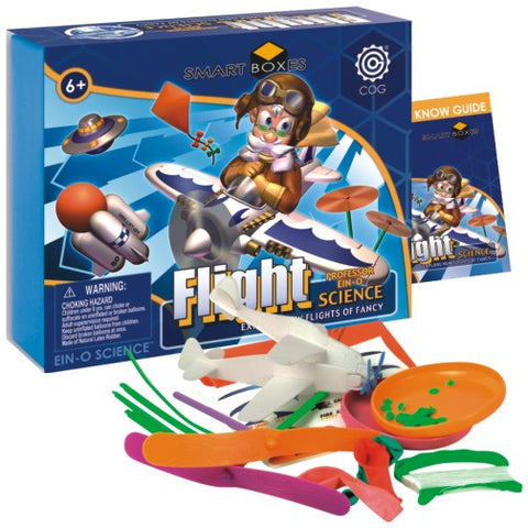 Ein-O Smart Box Kit- FLIGHT SCIENCE- Aeronautics