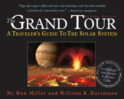 Grand Tour: A Traveler's Guide to the Solar System - Revised Ed