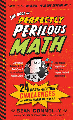Book of Perfectly Perilous Math - 24 Challenges