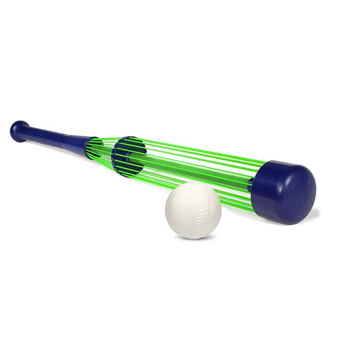 Crush-It! Bat w/Foam Ball & Adjustable Tension