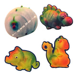 Dinosaur Balloon Ball 4 Pack