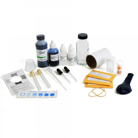 Student Environmental Test Lab Kit w/9 Experiments for Water and Air
