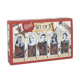 Great Minds Women's Set of 5 Puzzle Compendium by Professor Puzzle