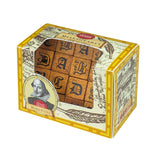 Great Minds Mini Puzzle Collection of 3 Wooden Brainteasers by Professor Puzzle