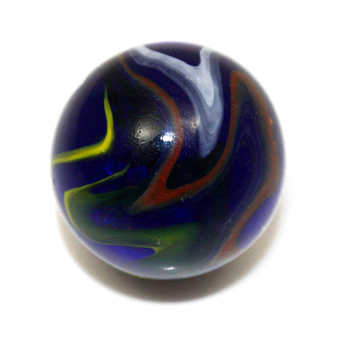Giant Glass Michelangelo Marble 35mm (1.3 Inch) by House of Marbles