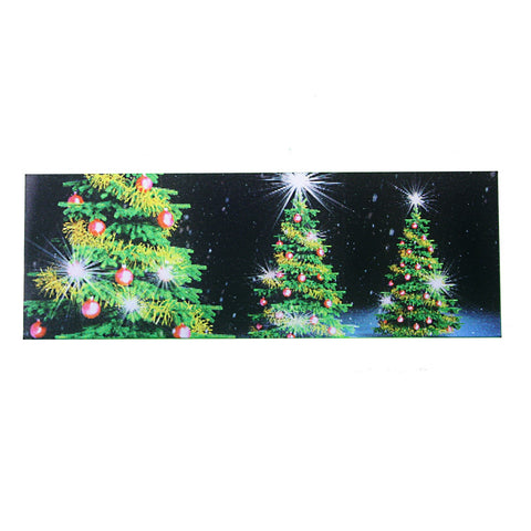 Holiday Christmas Trees Animated Bookmark - Ruler By Emotion Gallery