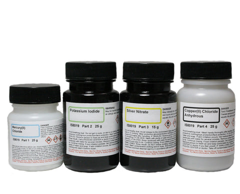 Thermochromism AP Chemistry Classroom Kit