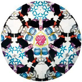 9 inch Classic Kaleidoscope Toy: CATS or DOGS  Design