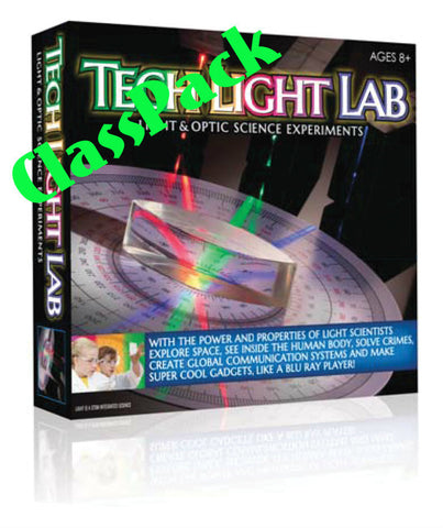 Light Blox - Tech Light Lab Classroom Pack - Optic Experiment Kit