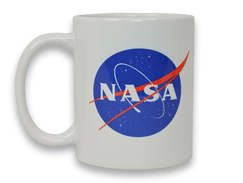 NASA Insignia Coffee & Beverage Mug
