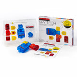 Logiblocs e-Building Blocks System Spy Tech Kit by 4M