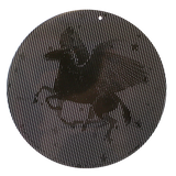 Pegasus - Medium 5.5 Inch CineSpinner - Animated Suncatcher