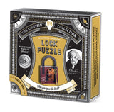 Einstein's Freedom Lock Puzzle Brainteaser by Professor Puzzle