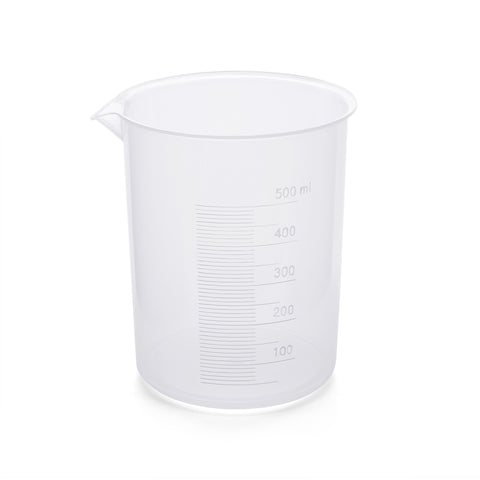 Polypropylene Beaker : 500ml