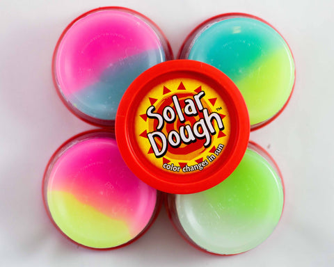 Solar Dough - Color Changes in the Sun by Toysmith