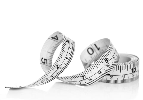 Plastic Measuring Tape Measure Centimeters and Inches