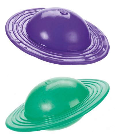 UFO Water Ball Squishy Stress Relief Ball by Toysmith in 2 pack