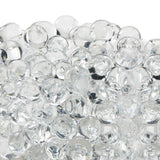 Clear Rainbow Water Beads Growing Polymer Gel Balls - 24 Packs of 10 grams, Classroom Set