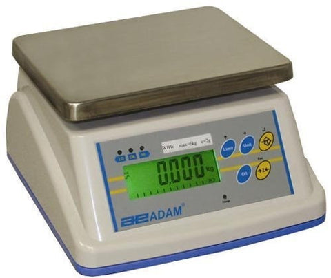 ADAM 9lb Digital Wash Down Scale, Great for Kitchens!!